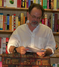 Ken Schneyer reading