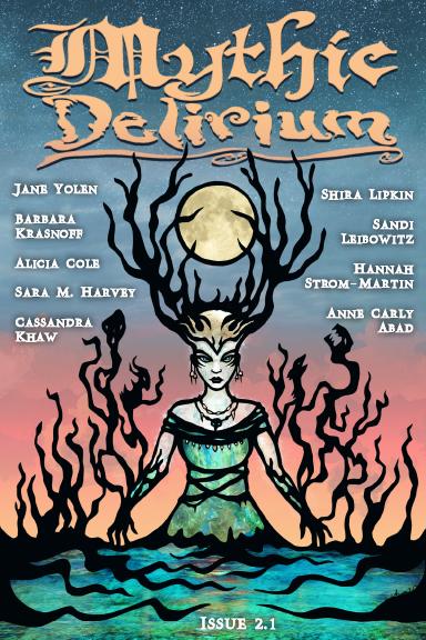Cover by Paula Arwen Owen