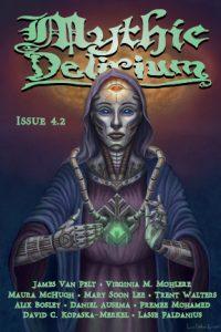 Cover by Lasse Paldanius