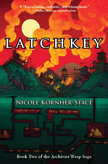 LATCHKEY cover