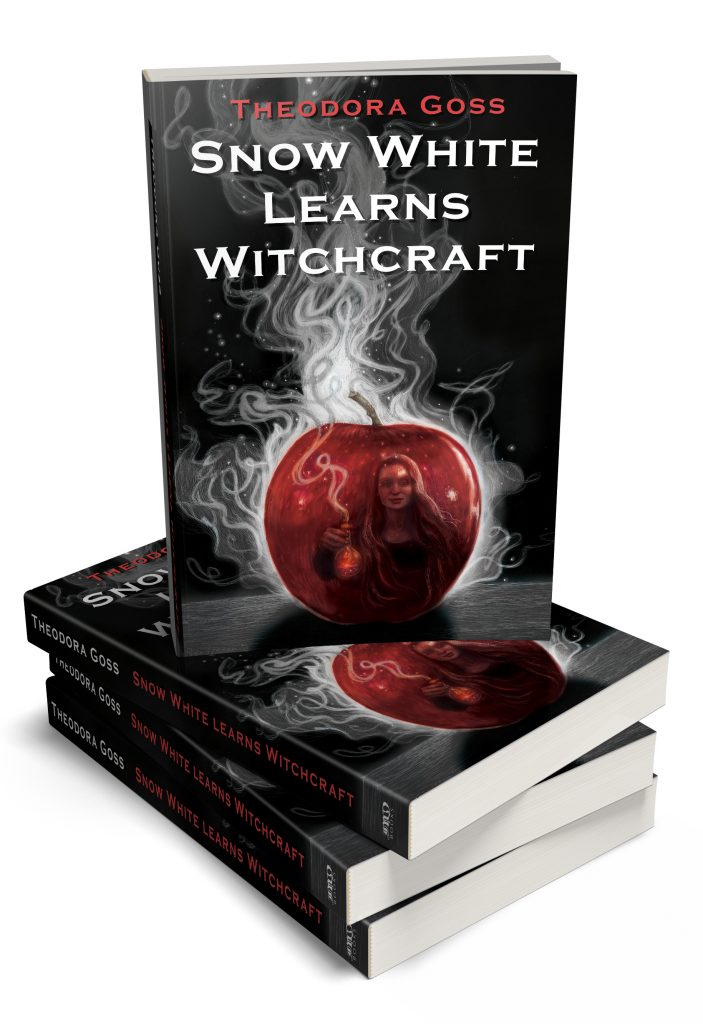<strong>Snow White Learns Witchcraft</strong> by Theodora Goss, a new collection of stories and poems by the author of <b>The Strange Case of the Alchemist's Daughter</b>, will be the next release from Mythic Delirium Books, available everywhere Feb. 5, 2019.