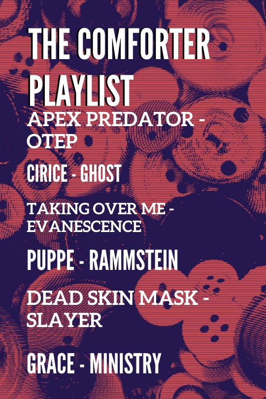 THE COMFORTER playlist